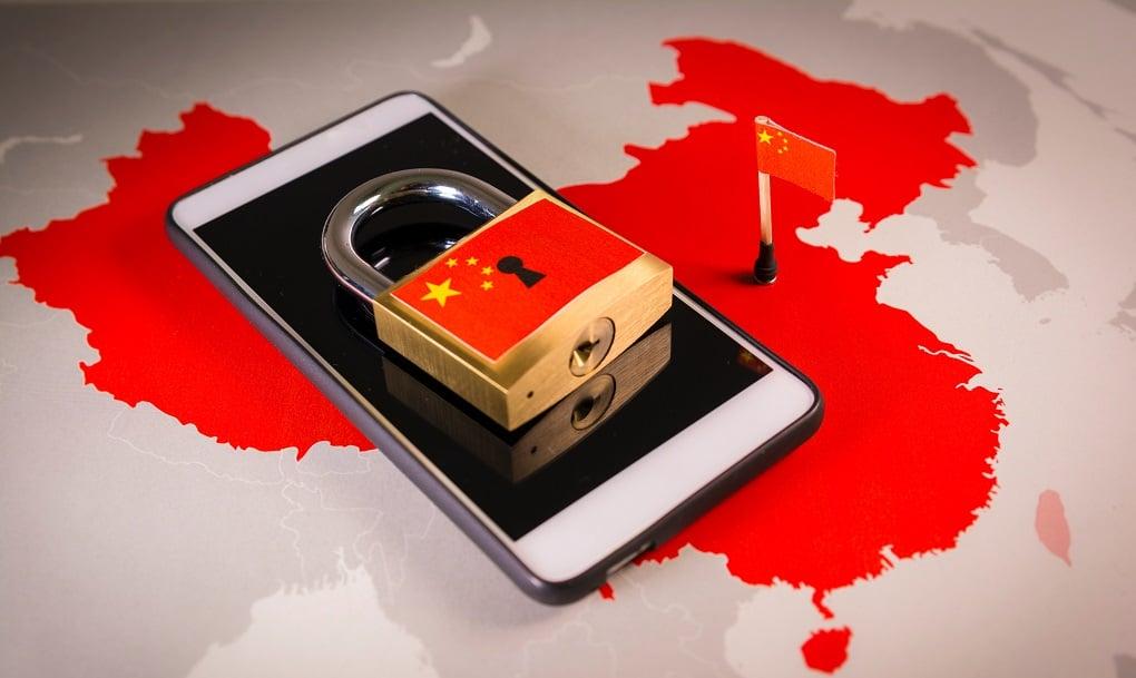 VPN Kiina